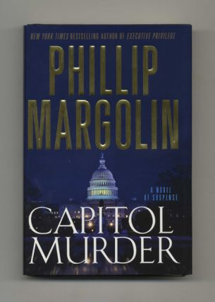 Capitol Murder - 1st Edition/1st Printing
