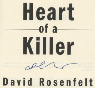 Heart of a Killer - 1st Edition/1st Printing
