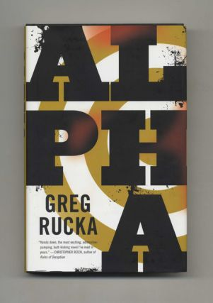 Alpha: A Jad Bell Novel - 1st Edition/1st Printing