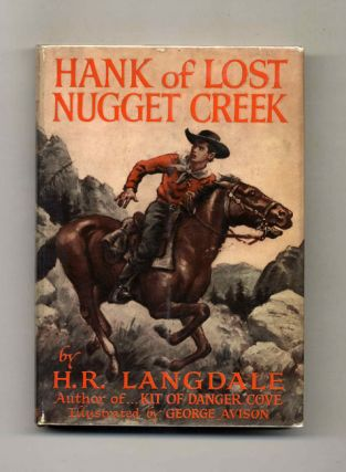 Hank of Lost Nugget Creek