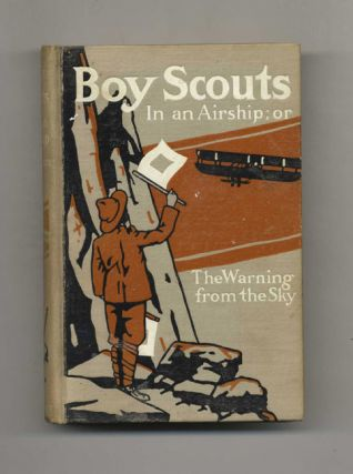 Boy Scouts in an Airship: or the Warning from the Sky