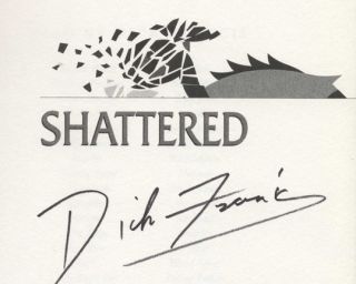 Shattered - 1st Edition/1st Printing
