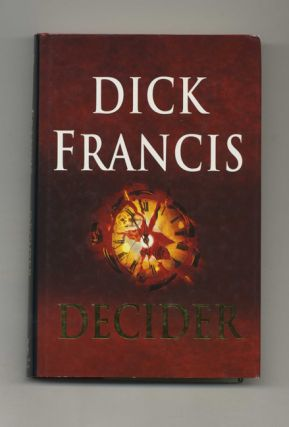 Decider - 1st Edition/1st Printing