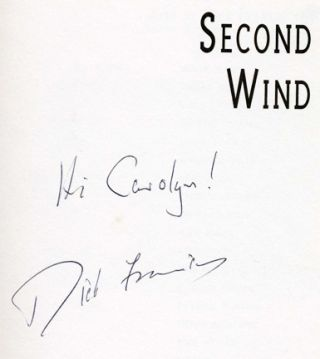 Second Wind - 1st Edition/1st Printing