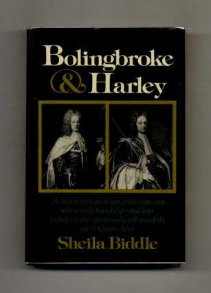 Bollingbroke and Harley - 1st Edition/1st Printing