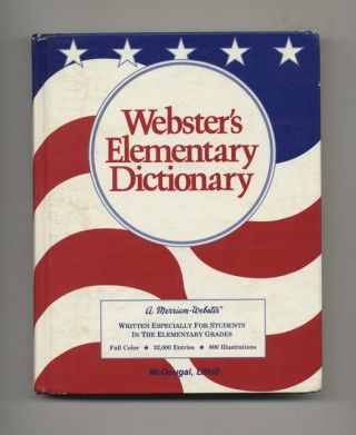 Webster's Elementary Dictionary