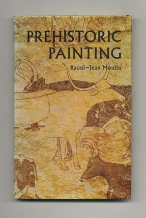 Prehistoric Painting. Raoul-Jean Moulin