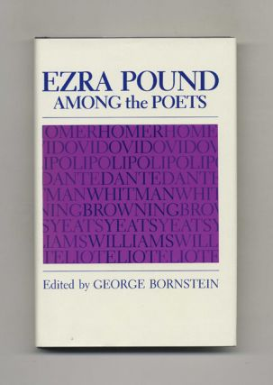 Ezra Pound: Among the Poets
