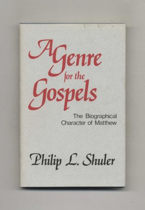 A Genre for the Gospels: The Biographical Character of Matthew