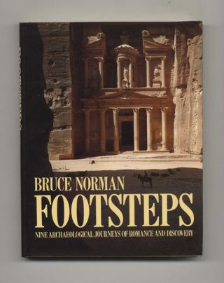 Footsteps: Nine Archaeological Journeys of Romance and Discovery - 1st US Edition/1st Printing....