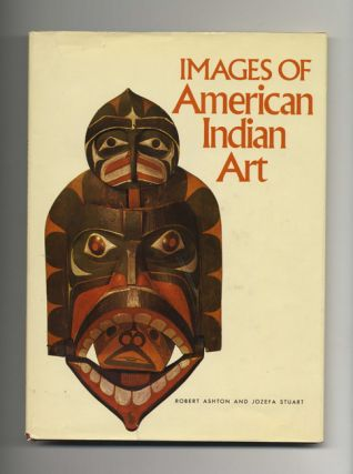 Images of American Indian Art - 1st Edition/1st Printing