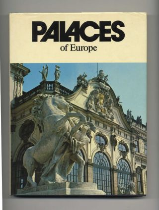 European Palaces - 1st US Edition/1st Printing