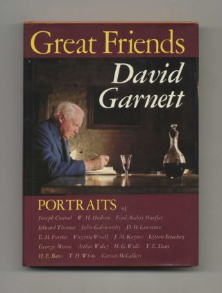 Great Friends: Portraits of Seventeen Writers - 1st US Edition/1st Printing