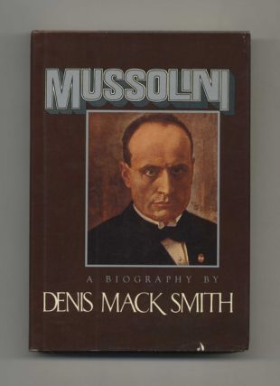 Mussolini - 1st US Edition/1st Printing