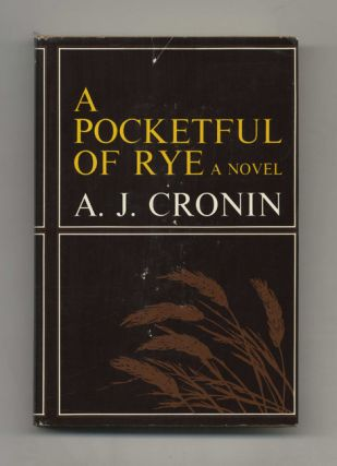 A Pocketful of Rye - 1st Edition/1st Printing