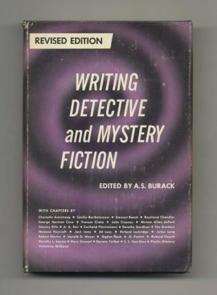 Writing Detective and Mystery Fiction