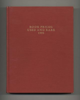 Book Prices: Used and Rare 1995 - 1st Edition/1st Printing