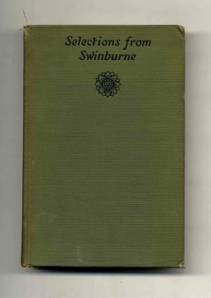 Selections from A. C. Swinburne