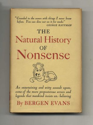 The Natural History of Nonsense - 1st Edition/1st Printing