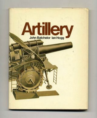 Artillery - 1st Edition/1st Printing