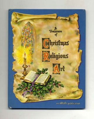A Treasure of Christmas Religious Art. Van B. Hooper
