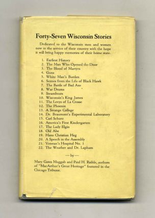 Forty-Seven Wisconsin Stories
