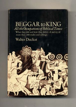 Beggar to King: All the Occupations of Biblical Times