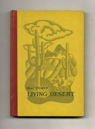 Walt Disney's Living Desert: A True Life Adventure. Jane Werner