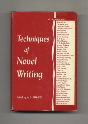 Techniques of Novel Writing