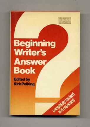 Beginning Writer's Answer Books