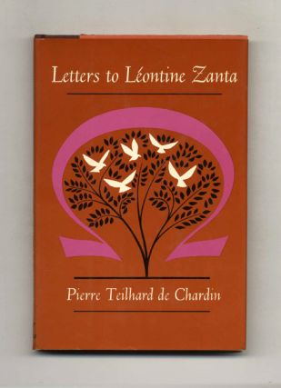 Letters to Leontine Zanta - 1st US Edition/1st Printing