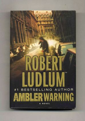 The Ambler Warning - 1st Edition/1st Printing