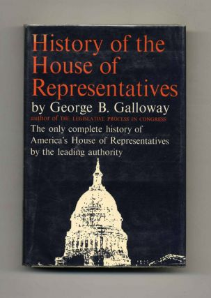 History of the House of Representatives