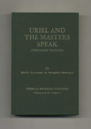 Uriel & the Masters Speak - 1st Edition/1st Printing