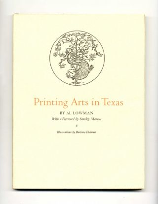 Printing Arts In Texas