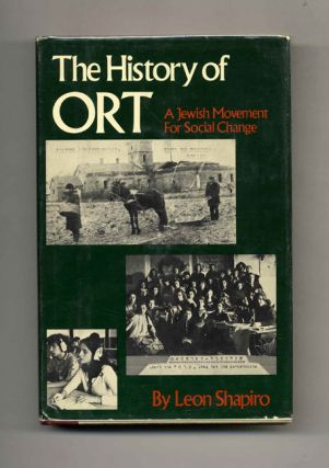 The History of ORT: A Jewish Movement for Social Change