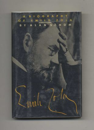 Emile Zola: A Biography - 1st US Edition/1st Printing