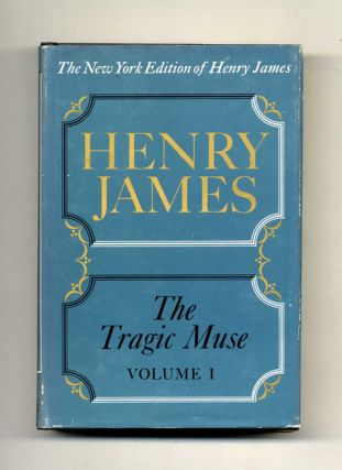 The Tragic Muse Volume I. Henry James.