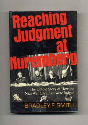 Reaching Judgement At Nuremberg