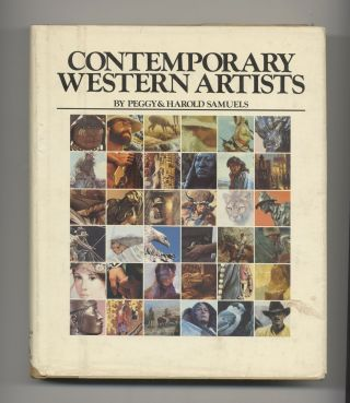 Contemporary Western Artists. Peggy Samuels, Harold