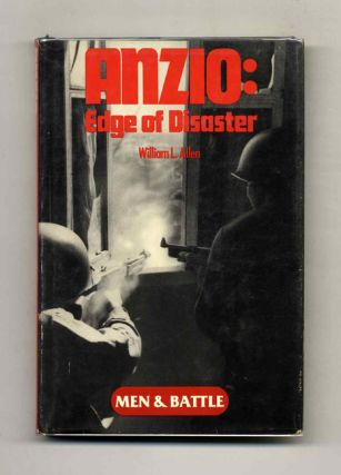 Anzio: Edge of Disaster - 1st Edition/1st Printing