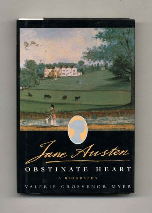 Jane Austen: Obstinate Heart - 1st US Edition/1st Printing