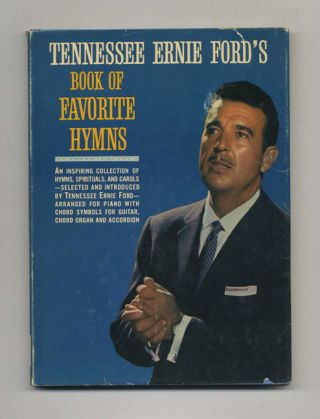 Tennessee Ernie Ford's Book of Favorite Hymns
