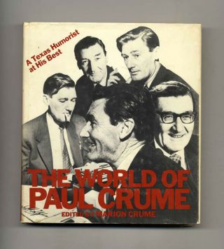 The World of Paul Crume. Marion Crume