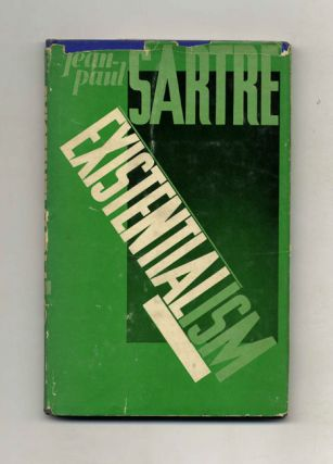 Existentialism. Jean-Paul and Sartre, Bernard Frechtman