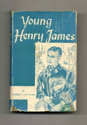 Young Henry James 1843-1870
