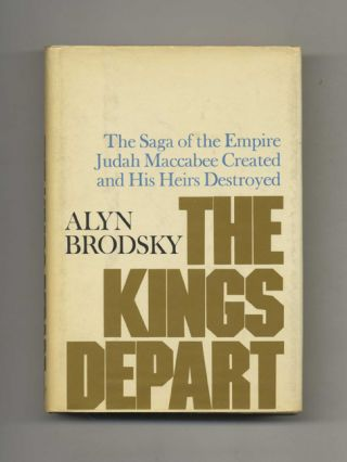 The Kings Depart - 1st Edition/1st Printing
