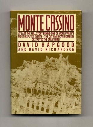Monte Cassino - 1st Edition/1st Printing