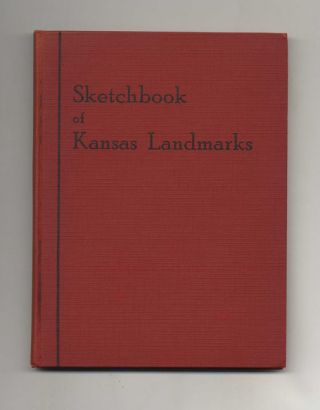Sketchbook of Kansas Landmarks. Margaret Whittemore