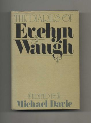 The Diaries of Evelyn Waugh - 1st Edition/1st Printing